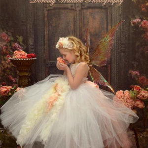 Gatsby Flower Girl Dress Blush