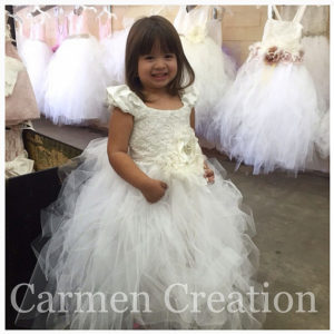 0d949e7a69 Flower Girl Dresses - Carmen Creation
