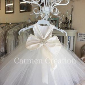 cebd1916991 Flower Girl Dresses - Carmen Creation